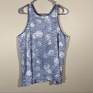 NWT Lou And Grey Open Back Sleeveless blouse